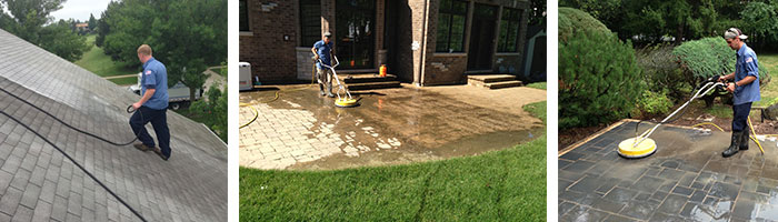 Power Pressure Washing