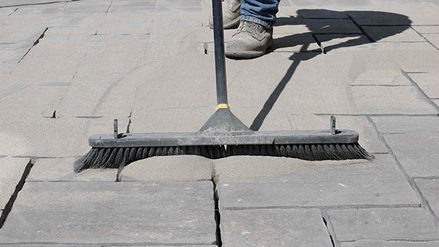 Brick Paver Repair