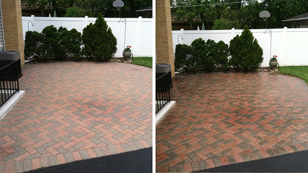 Brick Paver Restoration